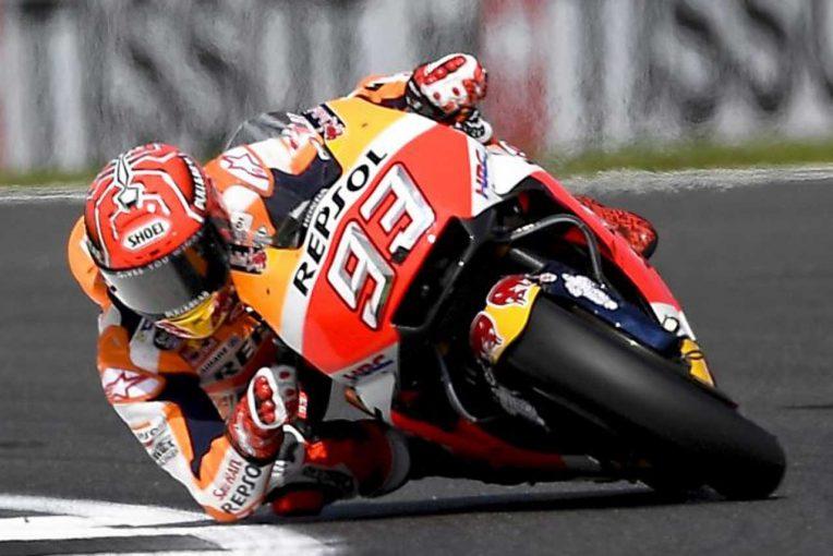 MotoGP | MotoGPイギリスGP予選:マルケスがレコードを更新して4戦連続ポール獲得