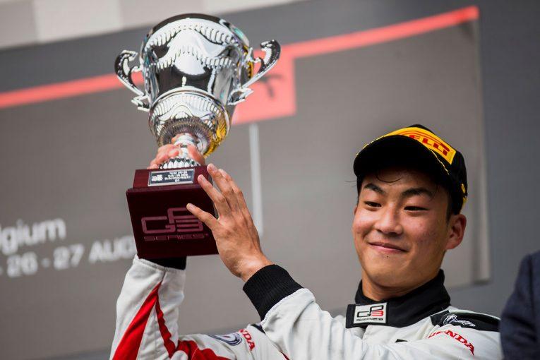 海外レース他 | 福住が3位表彰台【順位結果】GP3第5戦ベルギー決勝レース1
