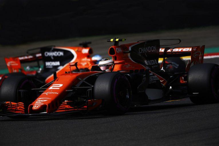 F1 | マクラーレン「ドライバーたちの強い団結と完璧な戦略で戦ったが一歩及ばず」/F1ベルギーGP予選