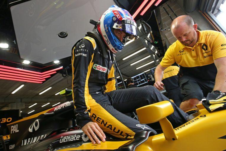 F1 | パーマー、トラブル連発も10位「間違いなく今季最高の状態」:ルノー F1ベルギーGP予選