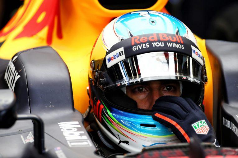 F1   リカルド6位「このマシンは決勝で力を発揮すると信じている」:レッドブル F1ベルギーGP予選