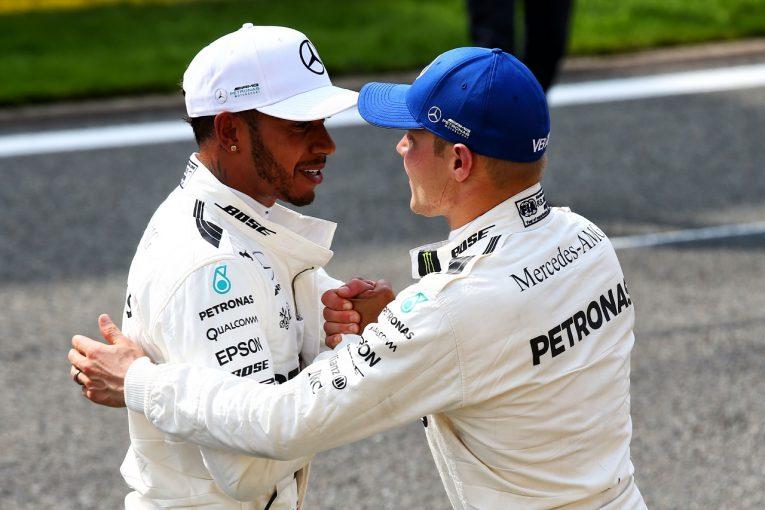 F1 | ボッタス3位「ルイスとまるで勝負にならない理由が分からず混乱している」:メルセデス F1ベルギーGP予選