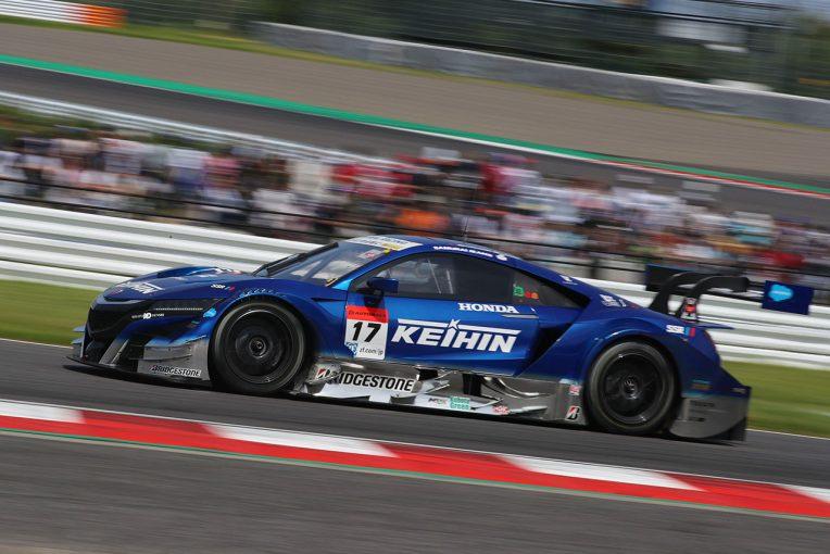 スーパーGT   スーパーGT:KEIHIN NSXが首位快走/【順位結果】第6戦鈴鹿 80周時点結果