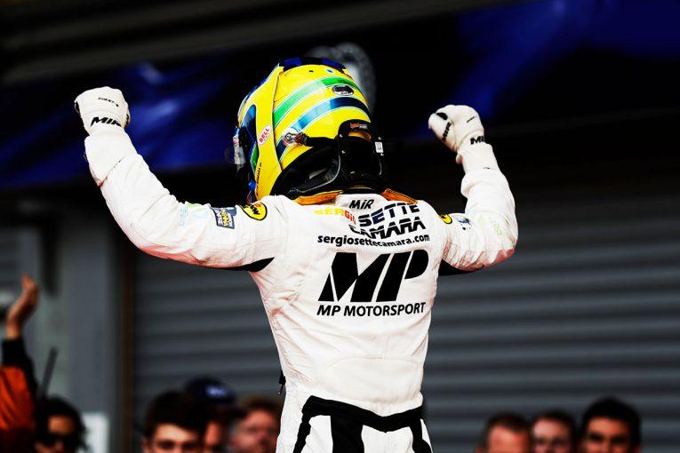 海外レース他 | 【順位結果】FIA F2第8戦ベルギー決勝レース2
