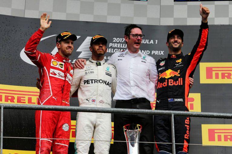 F1 | 【順位結果】F1第12戦ベルギーGP決勝