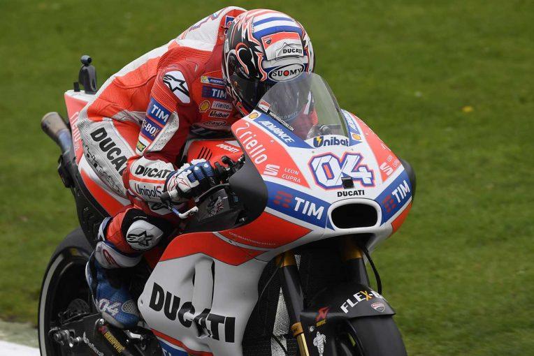 MotoGP   MotoGPイギリスGP決勝:ドビジオーゾが今季4勝目でランキングトップに浮上