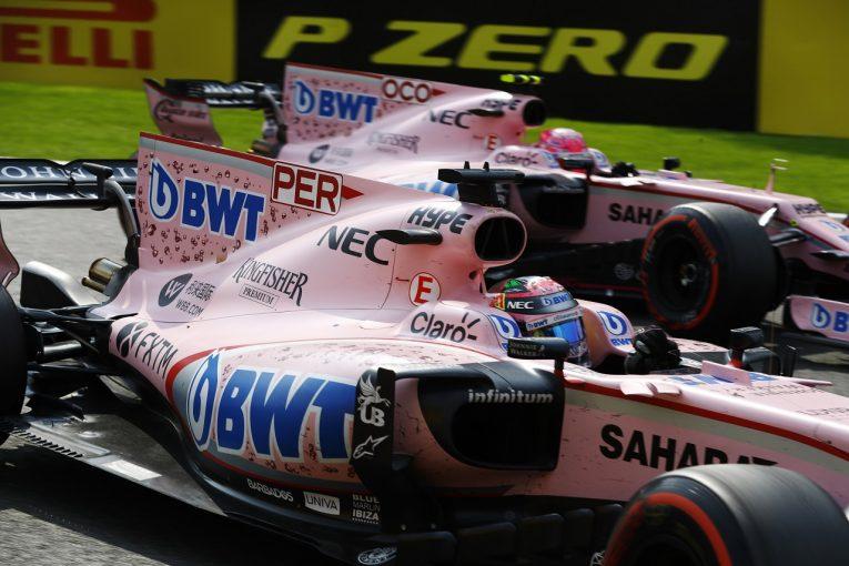 F1 | ペレスとオコンの度重なる同士討ちにチームボスが怒り。ついに「チームオーダーによる管理」を決断