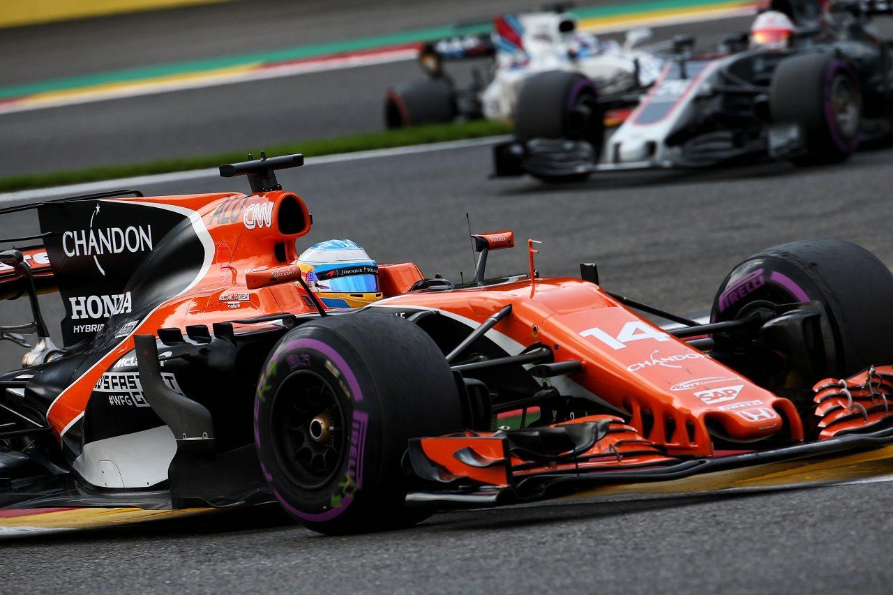 2017年F1第12戦ベルギーGP フェ...