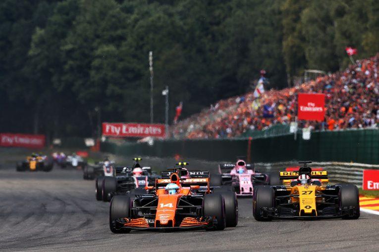F1 | マクラーレンF1、ノーポイントに落胆「アロンソのスタートで夢を見たが、一瞬で現実に引き戻された」