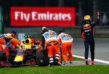 """F1   フェルスタッペン「""""ホームグランプリ""""でトラブルなんて、これほど落ち込むことはない」レッドブルF1"""