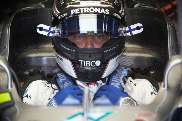 F1   ボッタス「リスタートをソフトタイヤで乗り切れず、表彰台を失った」:メルセデス F1ベルギーGP日曜