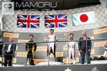 モタスポブログ | Shots!──福住選手は悔しい3位表彰台@熱田カメラマン F1ベルギーGP 土曜