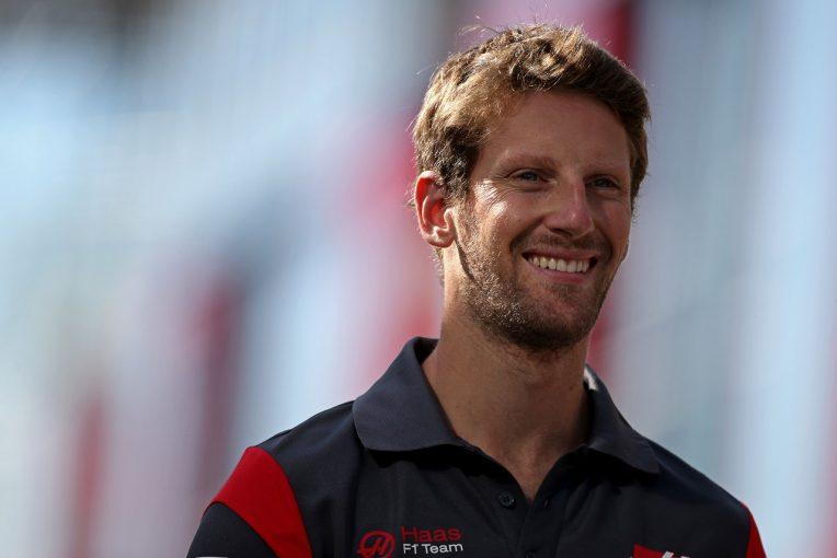 F1 | グロージャン7位「金曜にはどうなることかと思った。ここまで挽回できるとは」:ハース F1ベルギーGP
