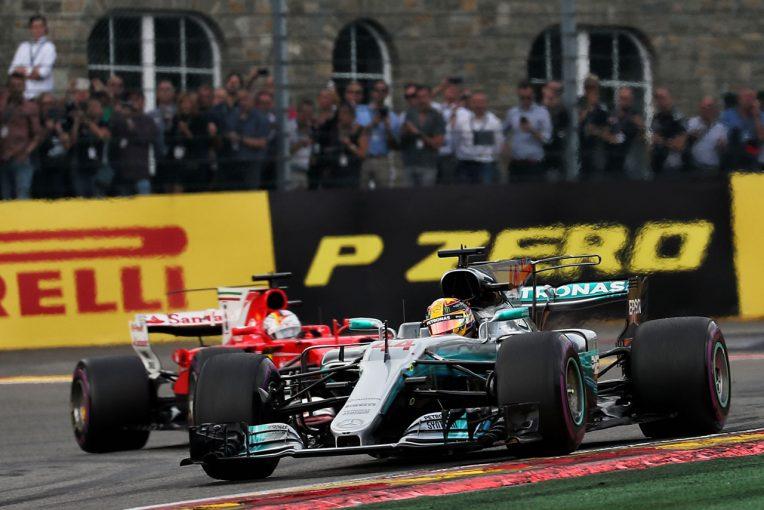F1   ピレリ「上位勢のペースは拮抗。セーフティカー導入が戦略に影響を及ぼした」