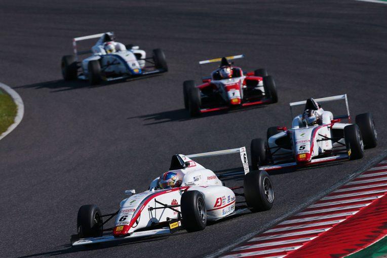 国内レース他 | FIA-F4鈴鹿:角田、宮田が3勝目。チャンピオン候補は笹原右京含めた3人に