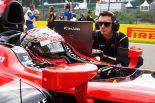 海外レース他 | FIA F2ベルギー:悪夢のような週末に落ち込む松下信治「人生で一番大きなクラッシュ」