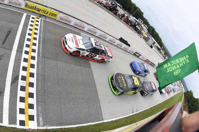 海外レース他 | NASCAR:TOYOTA GAZOO Racing 2017年エクスフィニティ・シリーズ第23戦ロードアメリカ