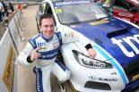 海外レース他 | BTCC:ジェームス・コール初優勝でスバル・レヴォーグ連勝。選手権リードを拡大