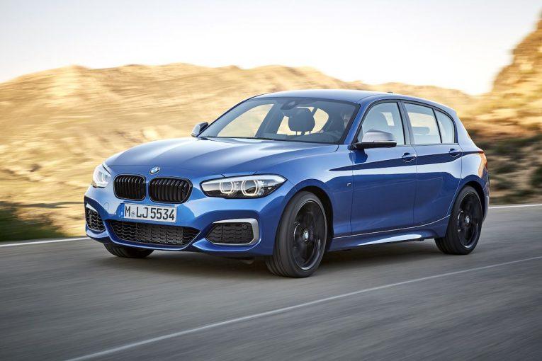 クルマ   インテリア刷新の新型『BMW 1シリーズ』登場。2種類の限定モデルも発売