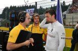 F1 | パーマー「グリッドペナルティで最初から守勢に立たされることに……」:ルノー F1ベルギーGP日曜