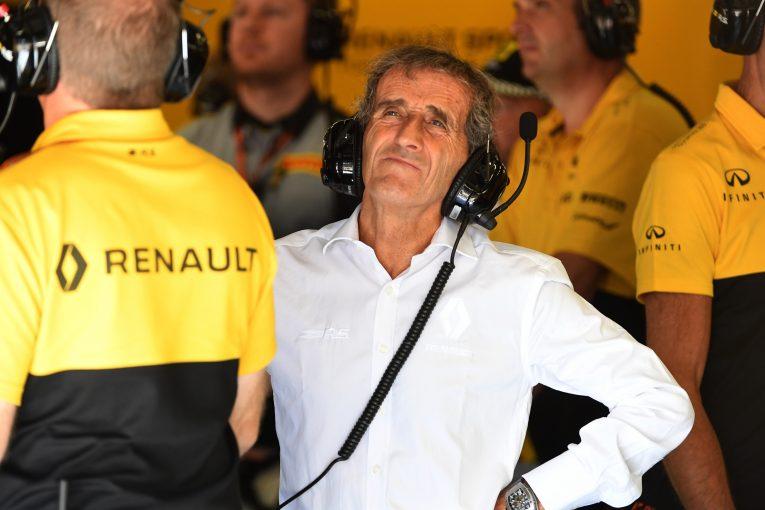 F1 | プロスト、ルノー製F1パワーユニットの不具合に苦しむフェルスタッペンに謝罪