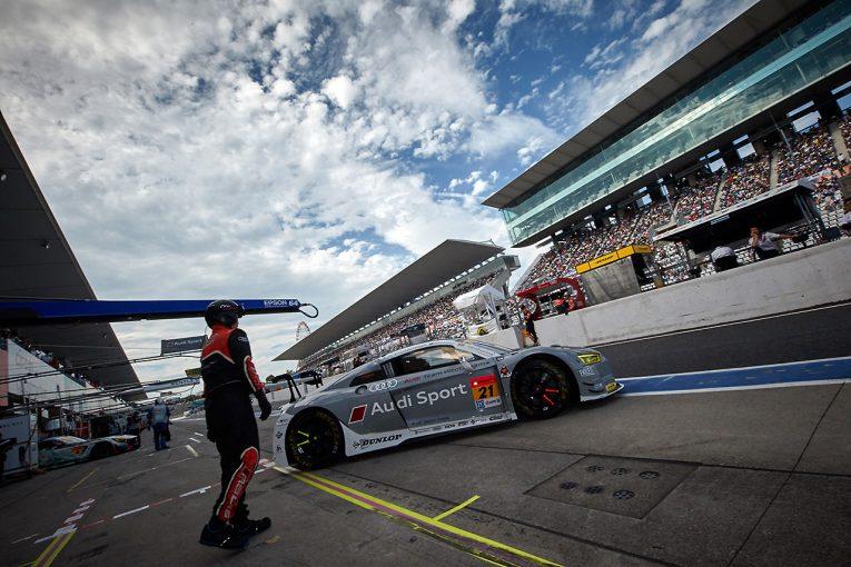 スーパーGT | スーパーGT:Audi Team Hitotsuyama 第6戦鈴鹿 レースレポート