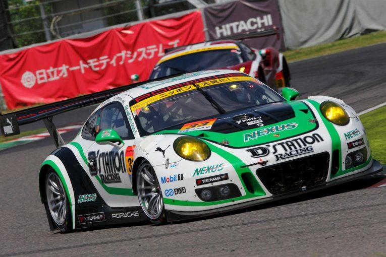 スーパーGT | スーパーGT:D'station Racing 第6戦鈴鹿 レースレポート