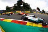 F1 | 【F1ベルギーGP無線レビュー】ハミルトン辛勝でメルセデスの圧倒的な優位性はもはやなし