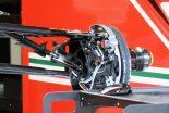 F1 | 【津川哲夫の私的F1メカ】サスペンションに新たなタマを発見。突き進むフェラーリギミック
