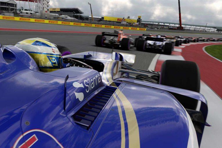 F1   見どころはクラシックF1のみならず。『F1 2017』深化したキャリアモード紹介動画公開