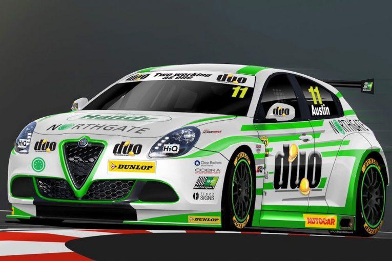 海外レース他 | BTCC:アルファロメオが復帰。2018年からハンディ・モータースポーツが投入へ