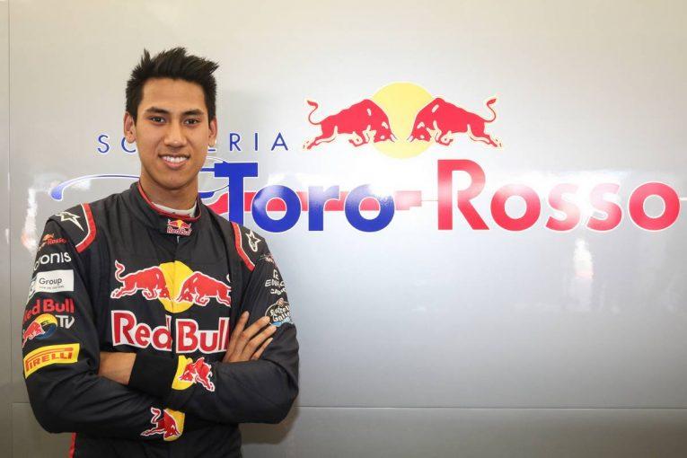 F1 | トロロッソF1、F2参戦中の若手ジェラエルを今後の4戦でFP1に起用