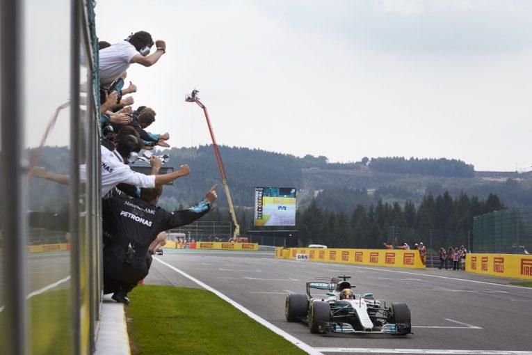 F1 | ウォルフ「我々には強みはあるが、油断はできない」:メルセデスF1イタリアGPプレビュー