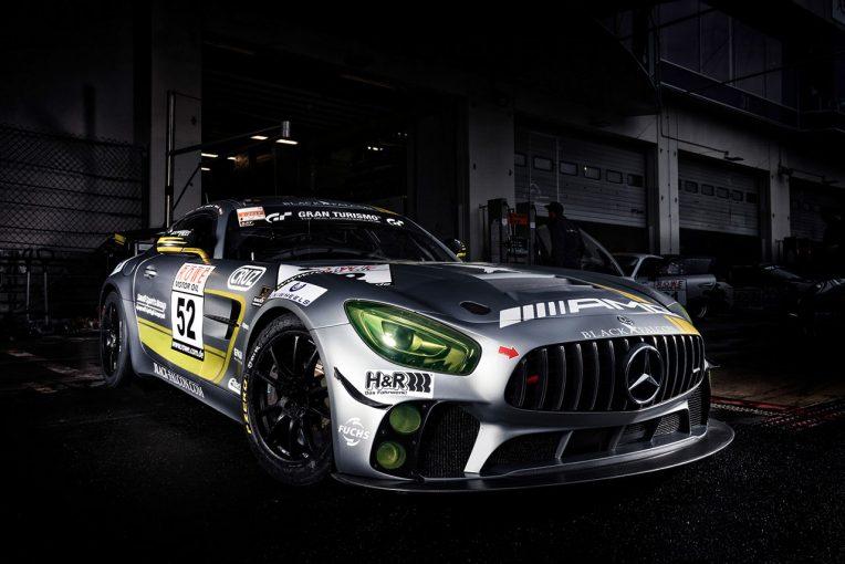 ル・マン/WEC | VLNデビュー戦でクラス優勝飾ったメルセデスAMG GT4のプロモーション動画公開