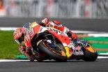MotoGP | MotoGP:ホンダで初のエンジンブローでリタイアとなったマルケス。「ドビと争えると思っていた」