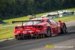 ジャンカルロ・フィジケラ、トニ・バイランダーがドライブする62号車フェラーリ488 GTE