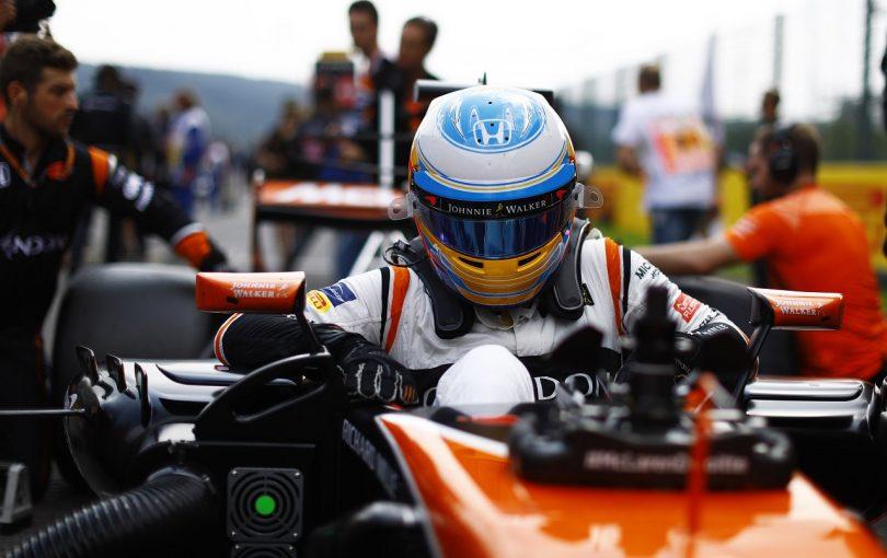 F1 | アロンソ、5年の契約延長も?「マクラーレン・ホンダはいずれF1チャンピオンになれる」とポジティブ発言