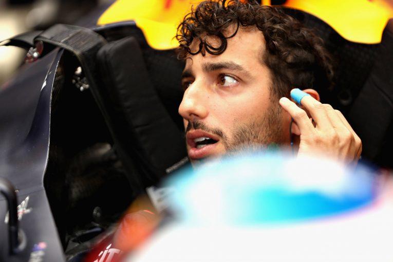 F1 | F1シンガポールGPを有利に進めたいリカルド、イタリアGPでグリッド降格の可能性