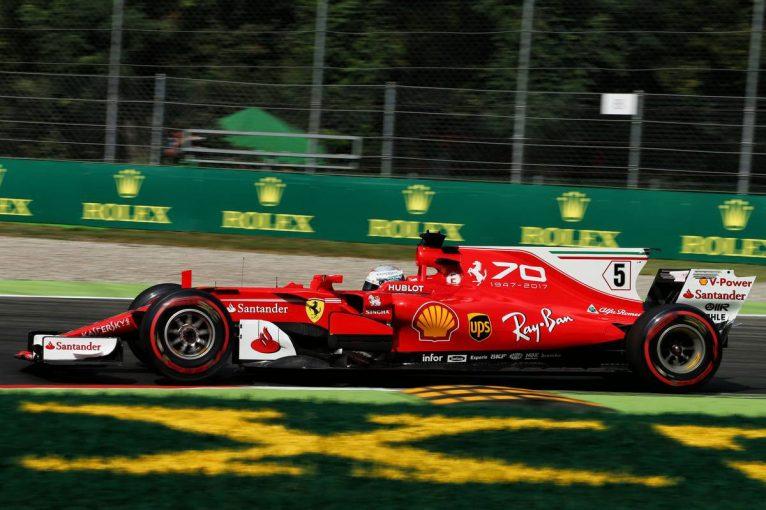 F1 | 【タイム結果】F1第13戦イタリアGP フリー走行2回目
