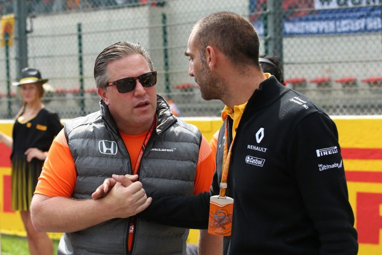 F1 | マクラーレンF1、モンツァでルノーと会談。ホンダとの将来は9月半ばまでに決定か