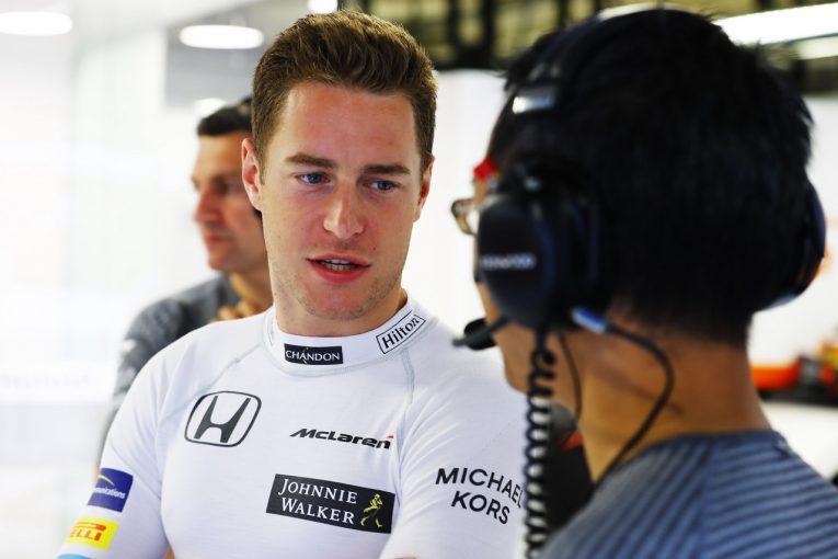 F1   バンドーン「モンツァでトップ10圏内とはうれしい驚き。チャンスを絶対逃さない」マクラーレン・ホンダF1
