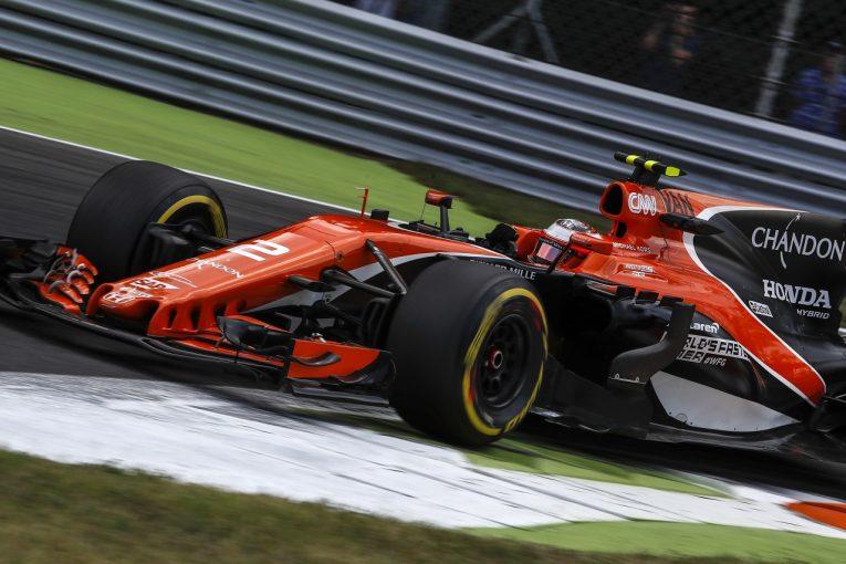 F1 | マクラーレン「全ての武器を活用する。降格アロンソの協力を得てバンドーンを上位グリッドへ」F1イタリアGP