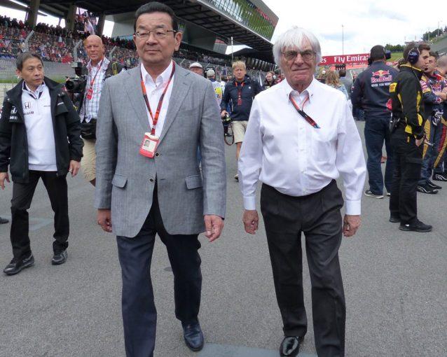 F1   F1 Topic:バーニー時代がついに完全に終焉か?