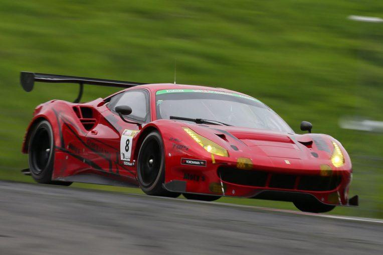 国内レース他   【順位結果】S耐第5戦富士予選総合結果/ARN Ferrari 488 GT3が連続ポール