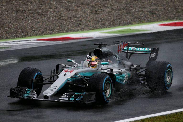 F1 | 【動画】ルイス・ハミルトンのポールポジションラップ/F1イタリアGP