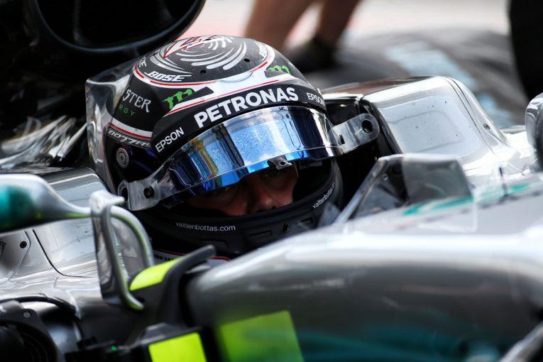 F1 | ボッタス6位「ウエットタイヤに苦しんだ。決勝がドライであることを願う」メルセデス F1イタリアGP土曜