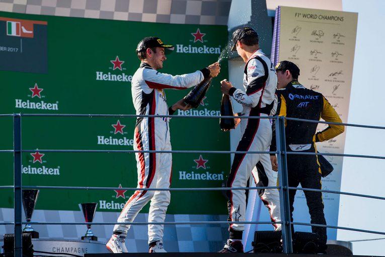 海外レース他   【順位結果】GP3第6戦イタリア決勝レース1