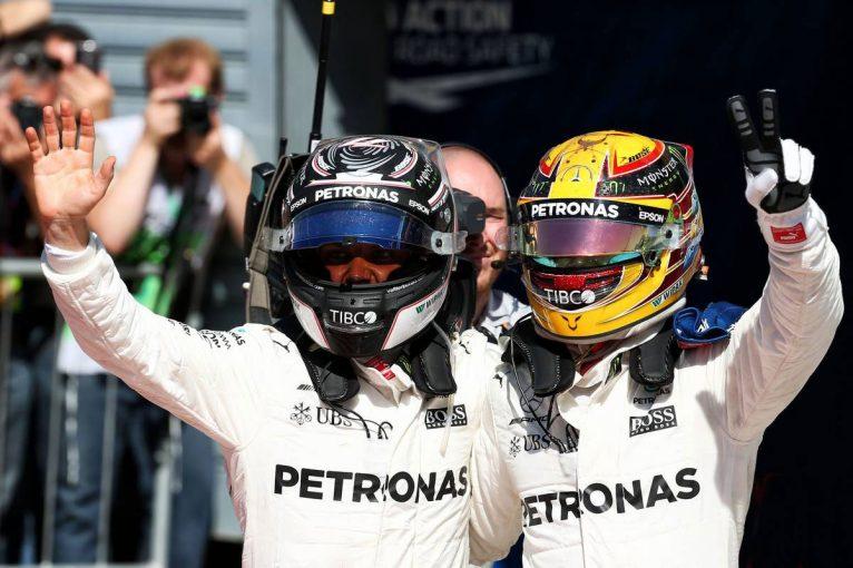 F1 | F1イタリアGP決勝:フェラーリの地元でハミルトンが圧勝、ホンダPUは再びパワーを失う