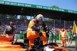 F1 | アロンソ「トラブルを抱えてペースが上がらず、苦しいレースだった」マクラーレン・ホンダ F1イタリア日曜