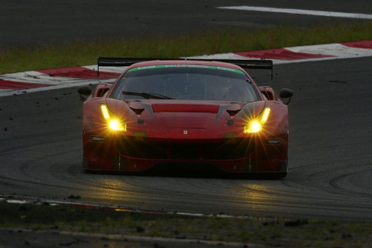 国内レース他   S耐第5戦富士:10時間耐久を8号車ARN Ferrari 488 GT3が制す。3クラスで王者決定